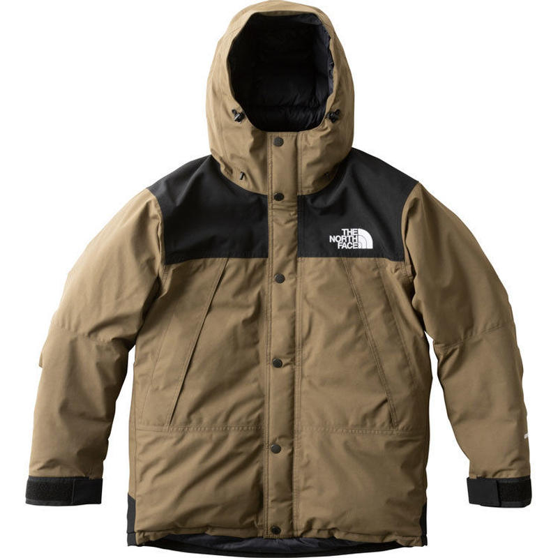 THE NORTH FACE MOUNTAIN DOWN JACKET  BE