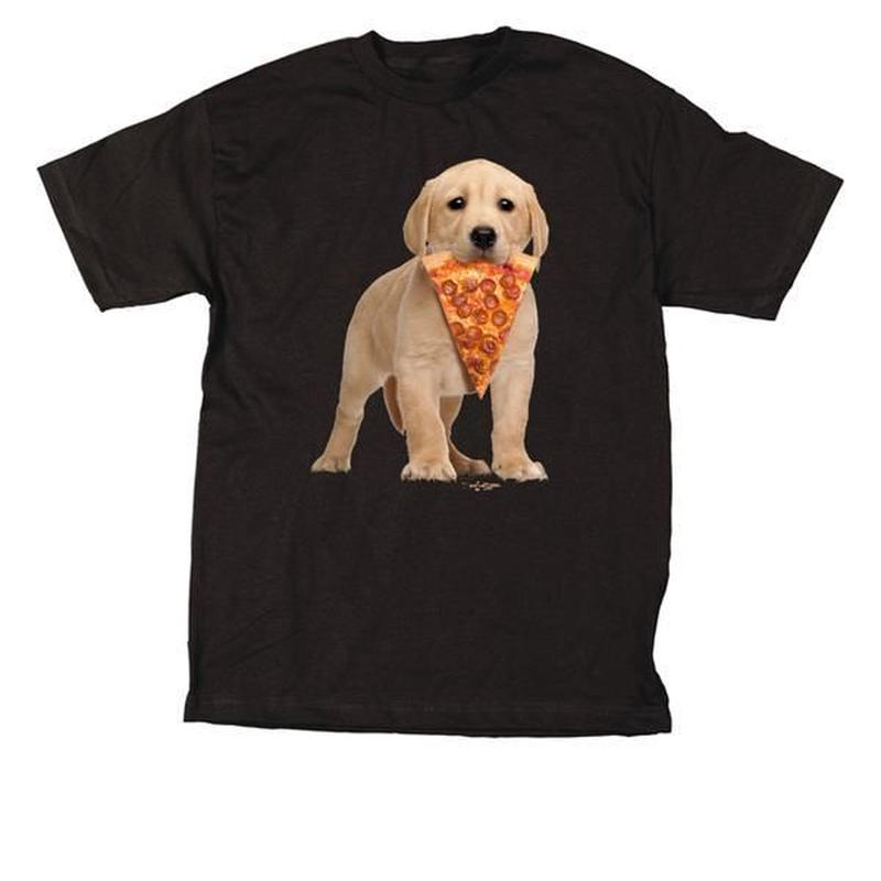 SKATE MENTAL PIZZA DOG T-SHIRT
