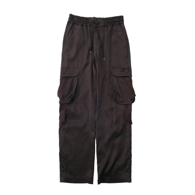 BEAT CARGO PANTS  /  BROWN