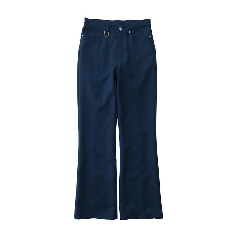Restock !!! 2 PANEL BOOT CUT PANTS  / BLUE   - 6/1より発送 -