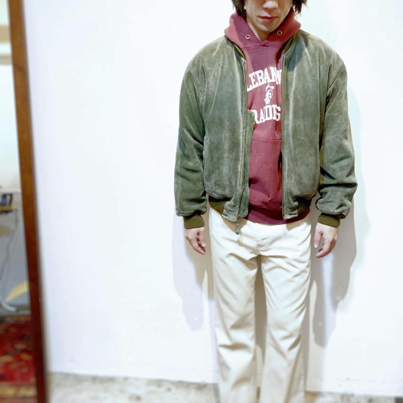 BANANA REPUBLIC Suede jacketスウェードジャケット