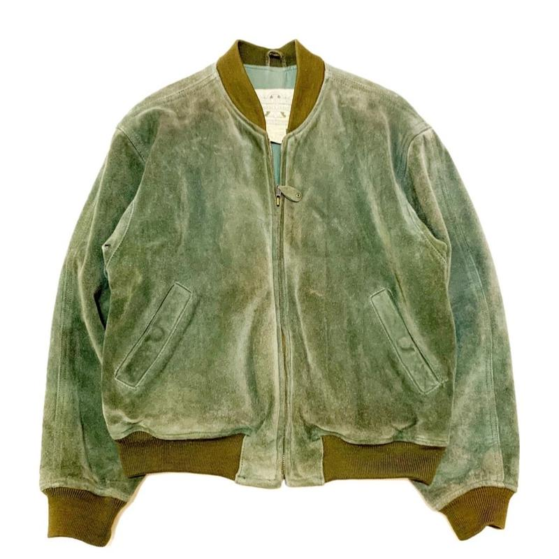 BANANA REPUBLIC Suede jacketスウェードジャケット