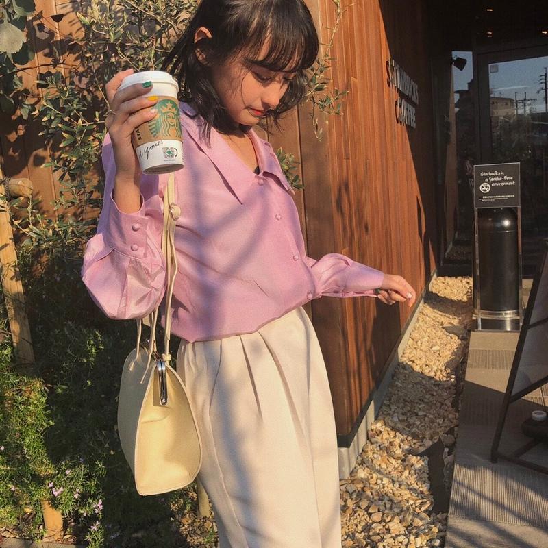 stone blouse