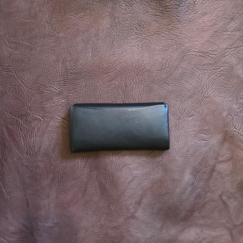 Dew-003 長財布(スリム版)黒