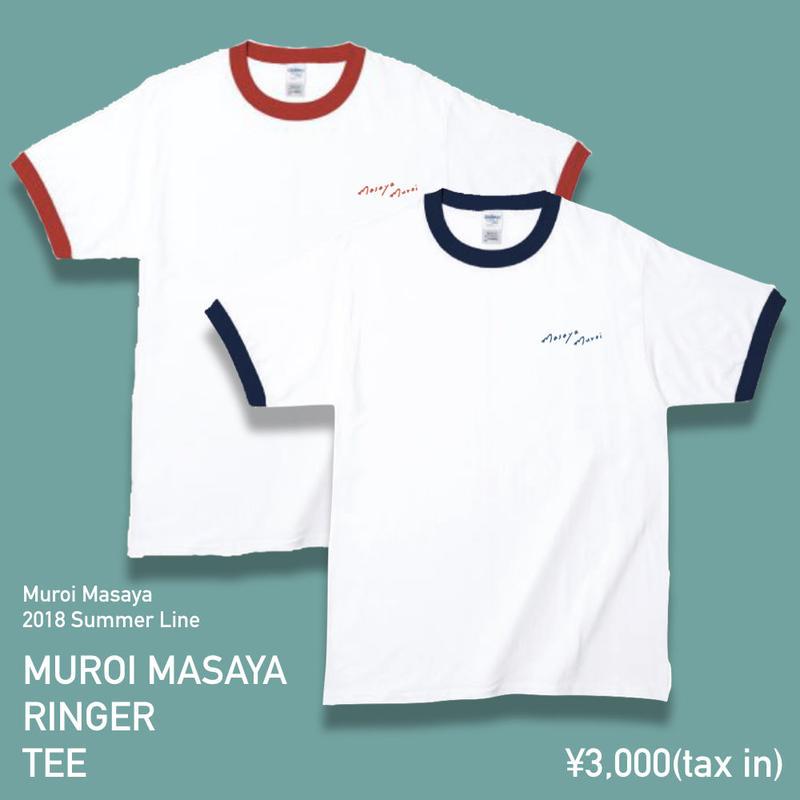 Ringer Tee <リンガーTシャツ>