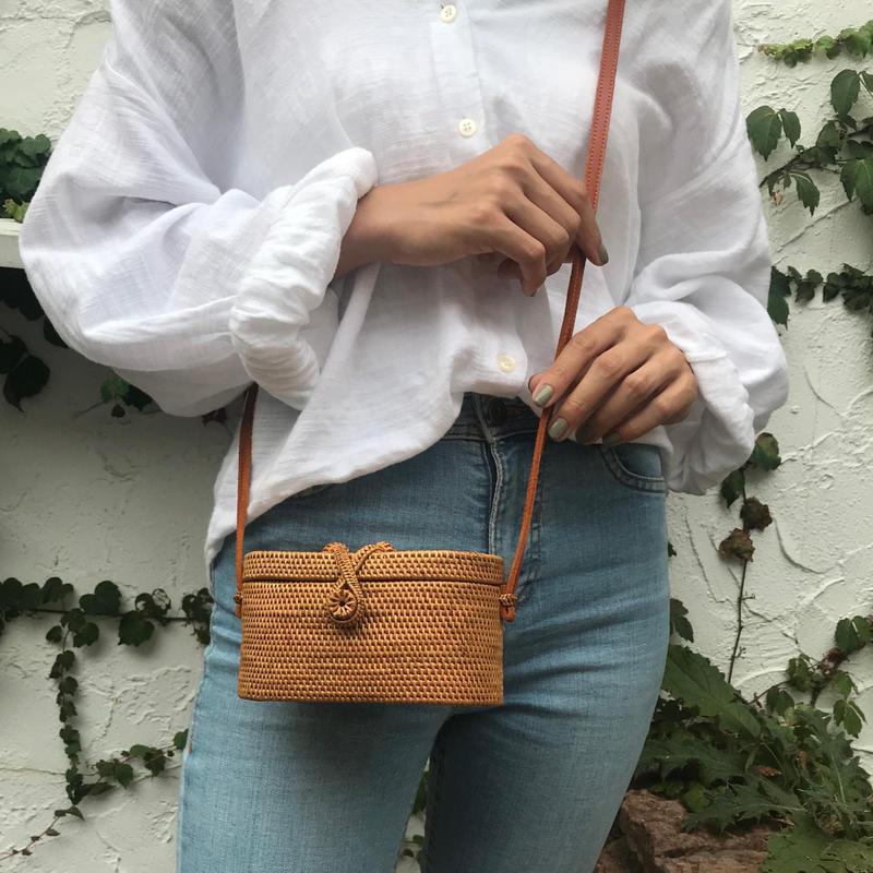 square basket bag-BALI select-