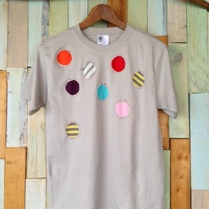MIX CRAFT TEE DOT