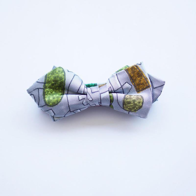 Satoru Kobayashi「数字」/ 蝶ネクタイ