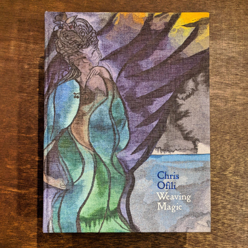 Weaving Magic (Chris Ofili 2017)