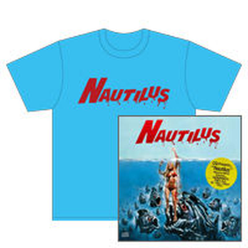 NAUTILUS mixed by MUTA + T-shirts 【限定50枚】