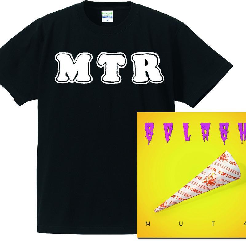 MUTA / SPLASH 【CD & BLACK TシャツSET】