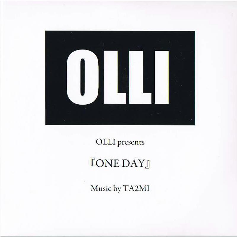 TA2MI / ONEDAY (ALBUM) 【CD】