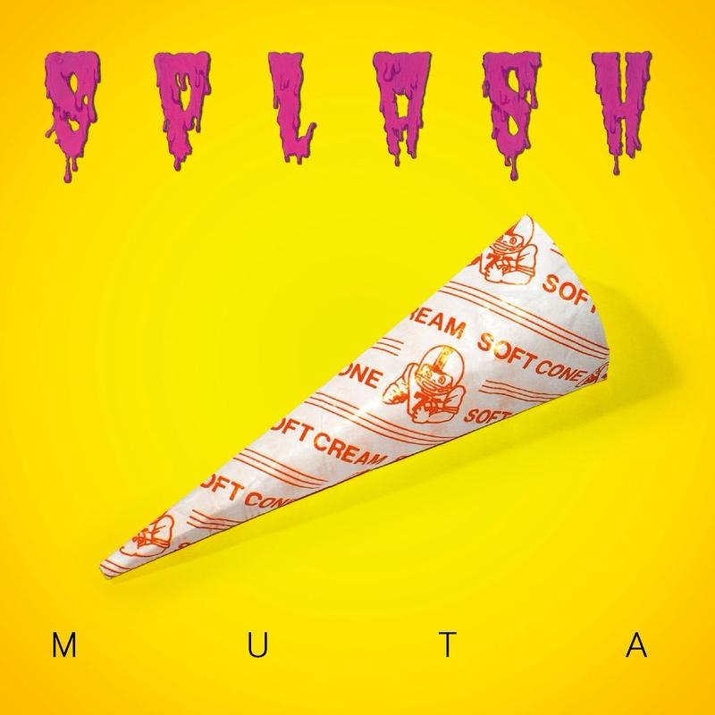 SPLASH / MUTA 【CD】