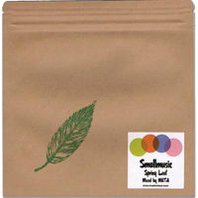 Small music Spring Leaf mixed by MUTA【MIX】