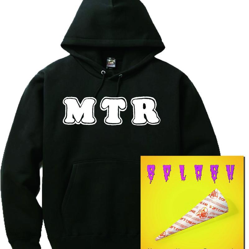 MUTA / SPLASH 【CD & BLACKパーカーSET】