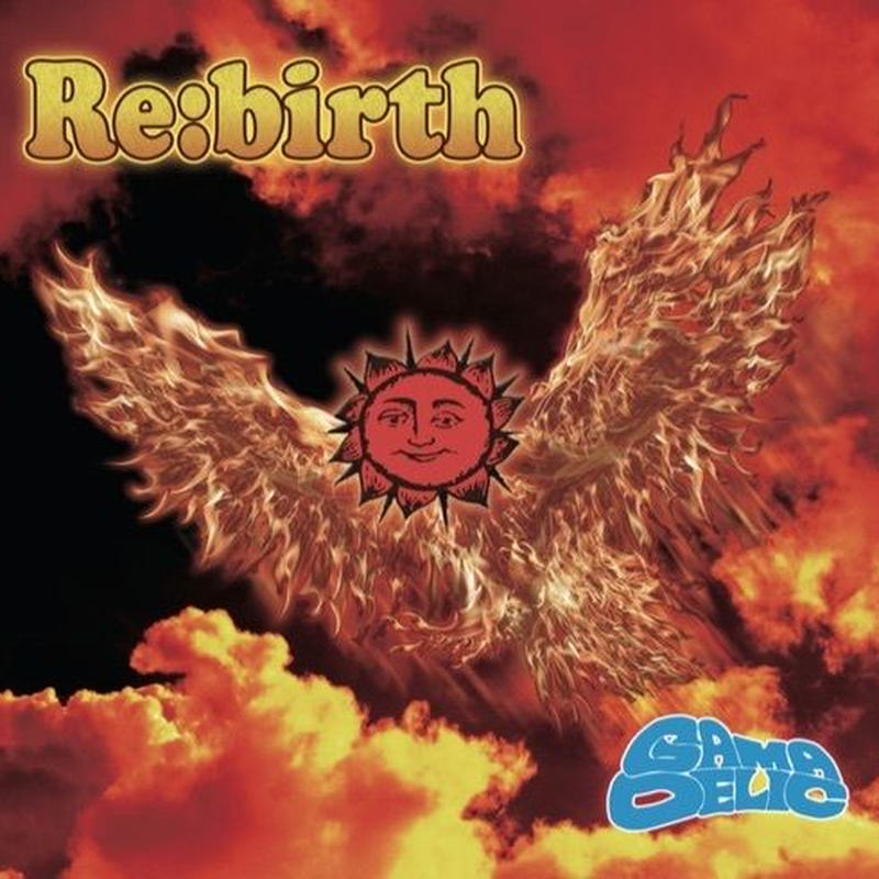(CD)  GAMADELIC  Re:birth   << NEW ALBUM CD >>