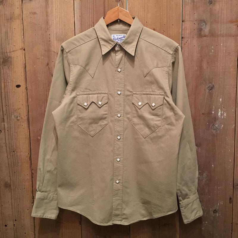 80's Rockmount Pique Western Shirt