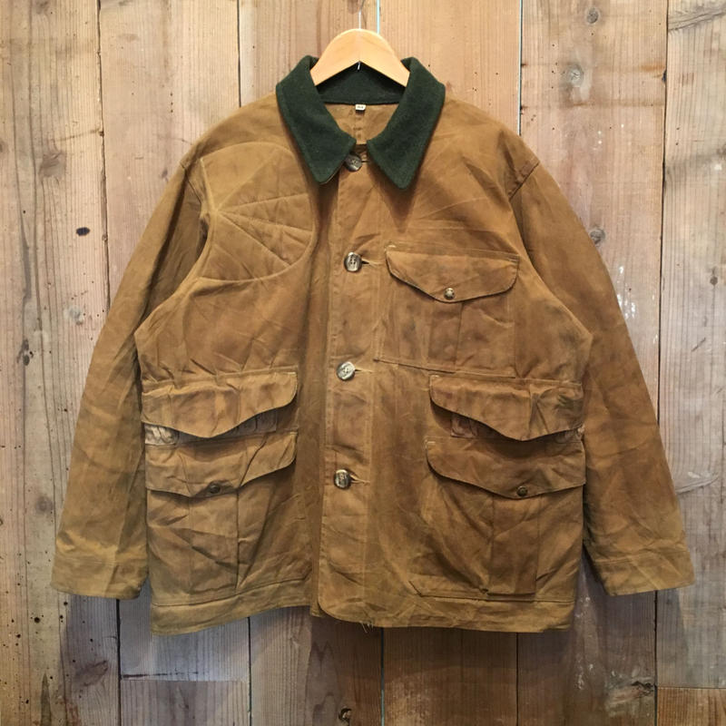 FILSON Tin Cloth Hunting Jacket