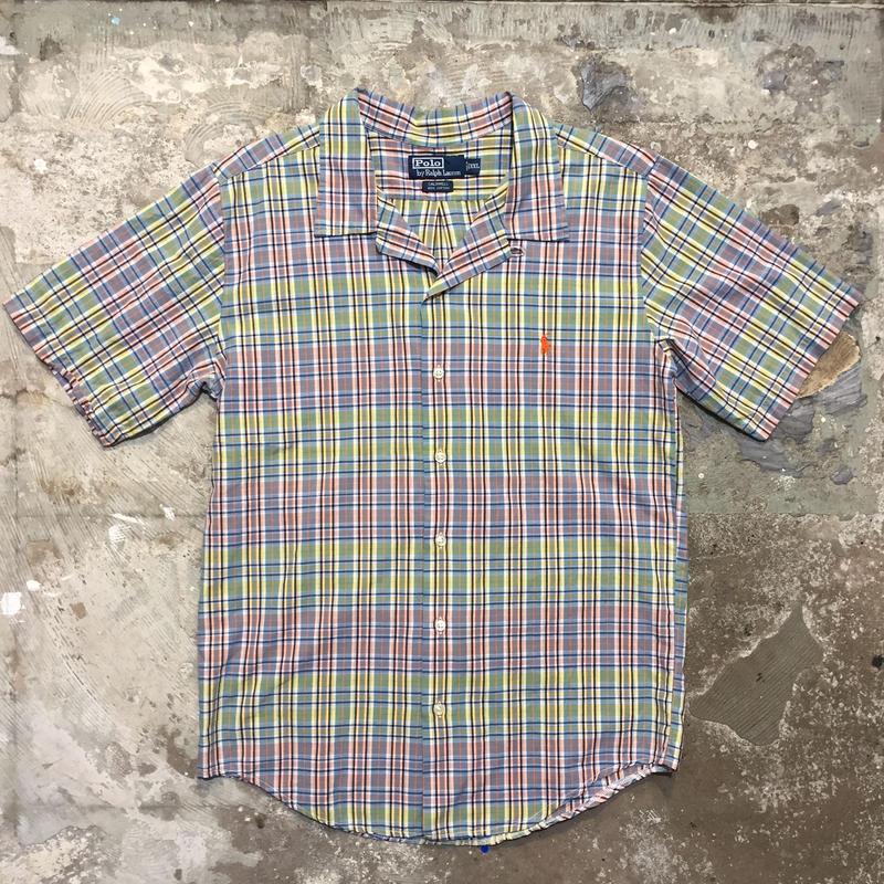 Polo Ralph Lauren Open Collar Shirt