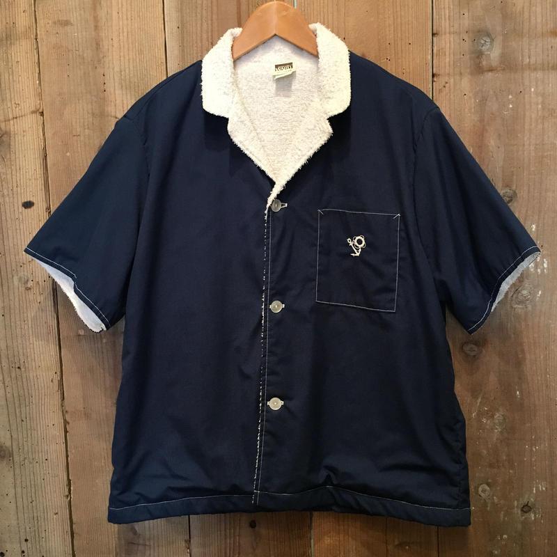 60's MONTGOMERY WARD Beach Shirt