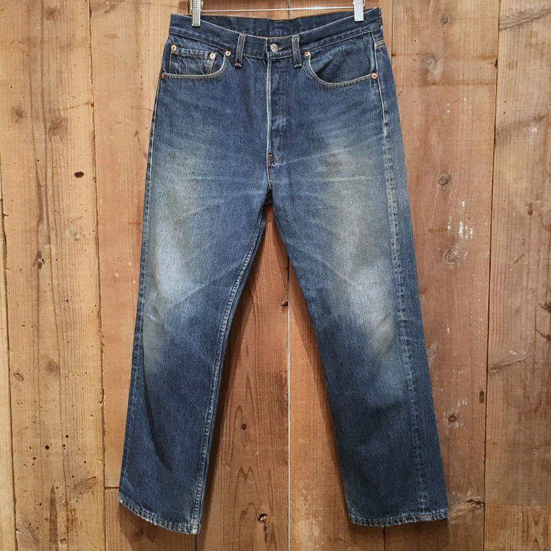 90's Levi's 501 Denim Pants W 34  #2
