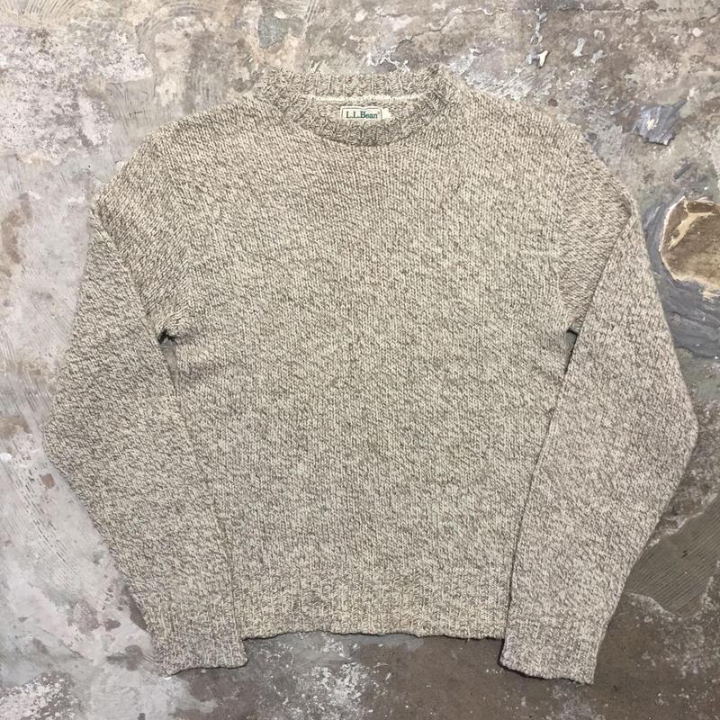 80's L.L.Bean Wool Sweater