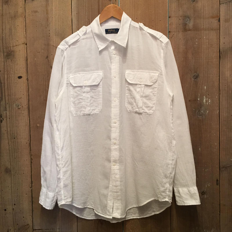 Polo Ralph Lauren L/S  Safari Shirt