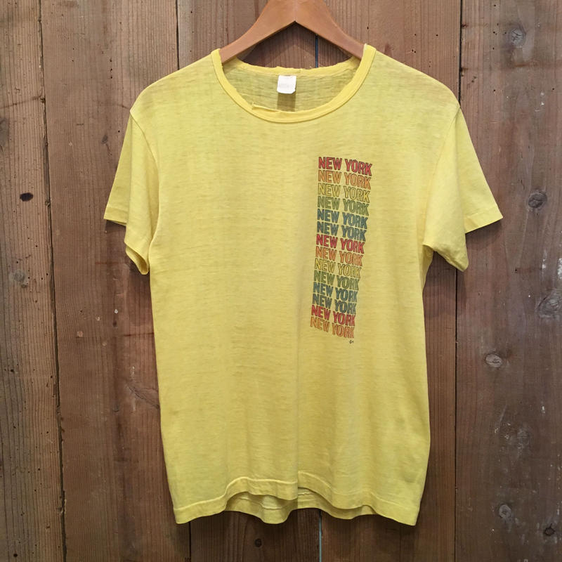 80's Unknown NEW YORK Tee