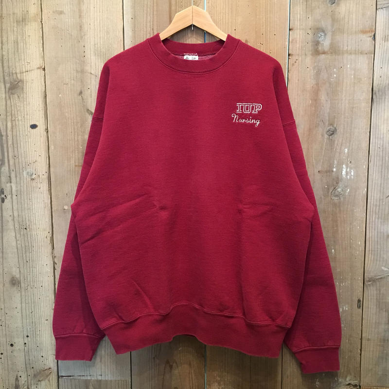 90's FRUIT OF THE LOOM IUP Sweatshirt