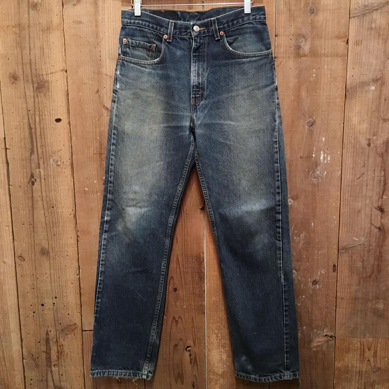 90's Levi's 505 Denim Pants W:32  #3
