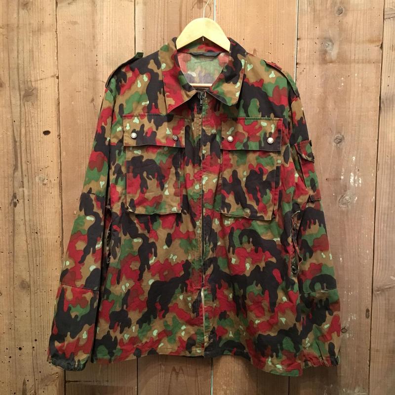 SWISS M83 Field Jacket