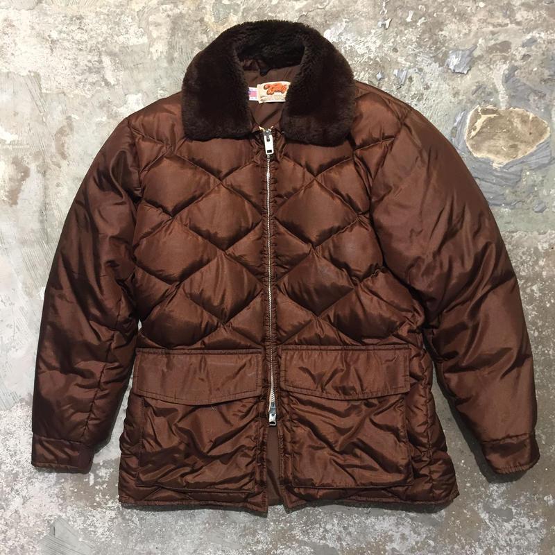 70's COMFY Down Jacket