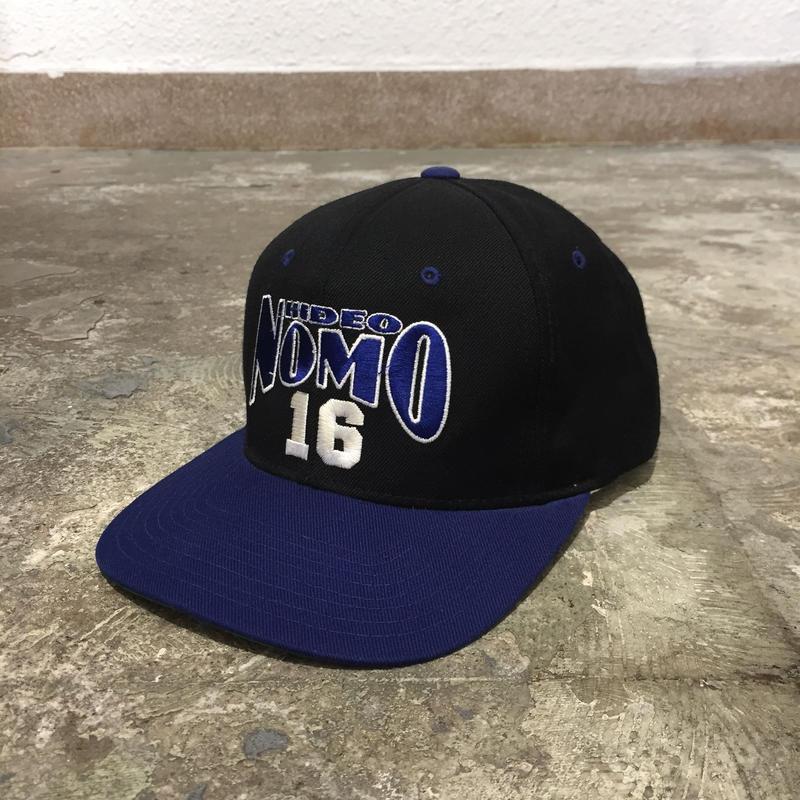90's LA DODGERS NOMO HIDEO Cap