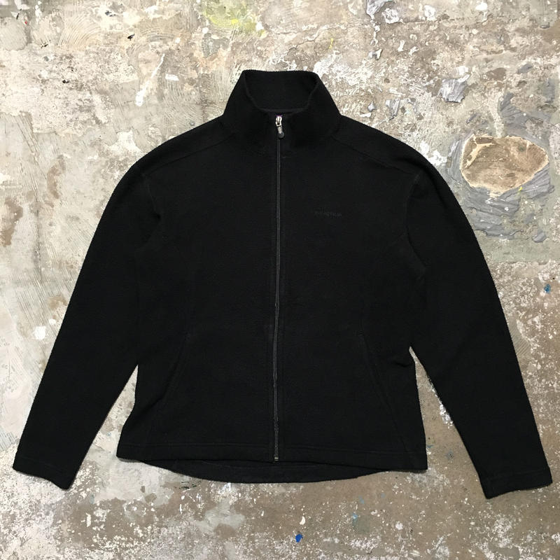 Patagonia Synchilla Fleece Jacket BLACK