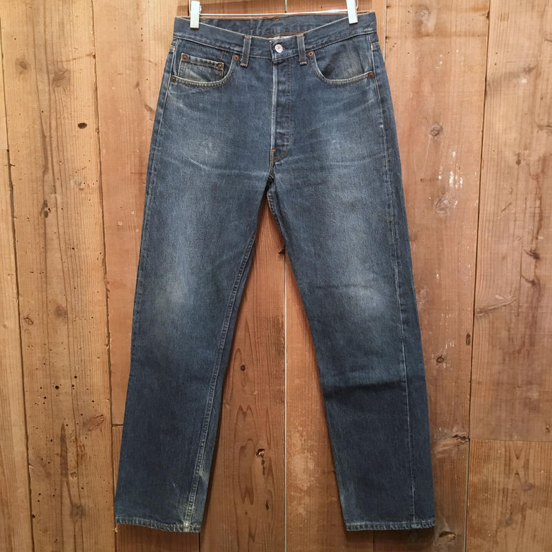 90's Levi's 501 Denim Pants W 33 #3