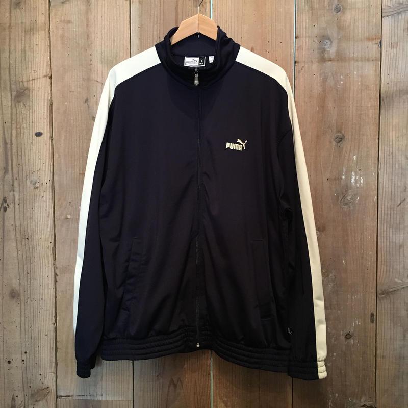 90's PUMA Track Jacket NAVY