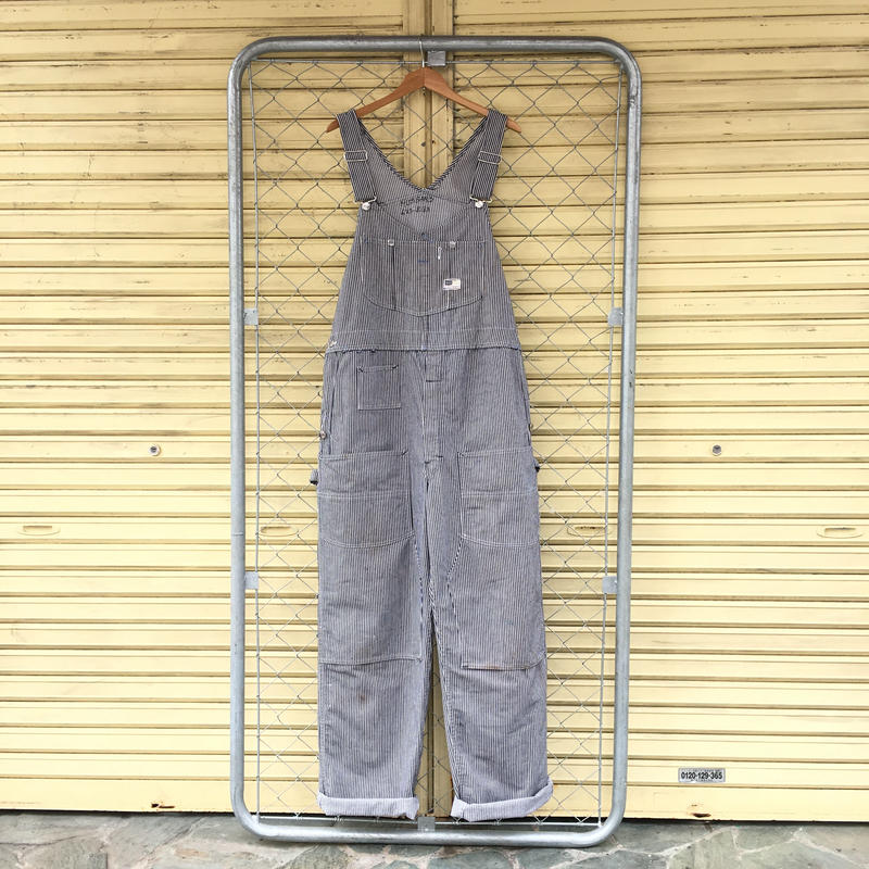 ~70's Sears Hickory Stripe Overall
