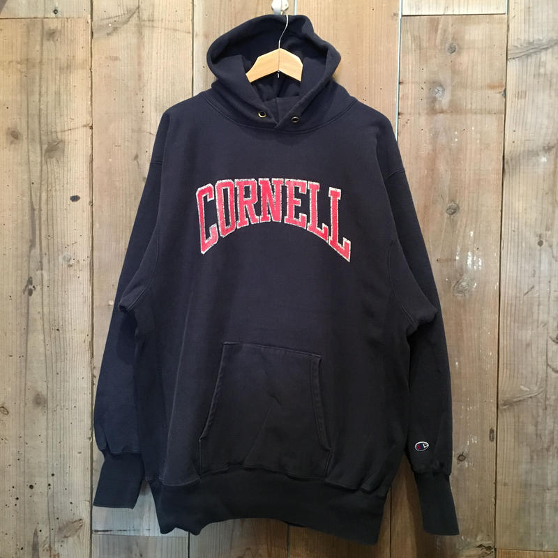 90's Champion REVERSE WEAVE Hooded Sweatshirt