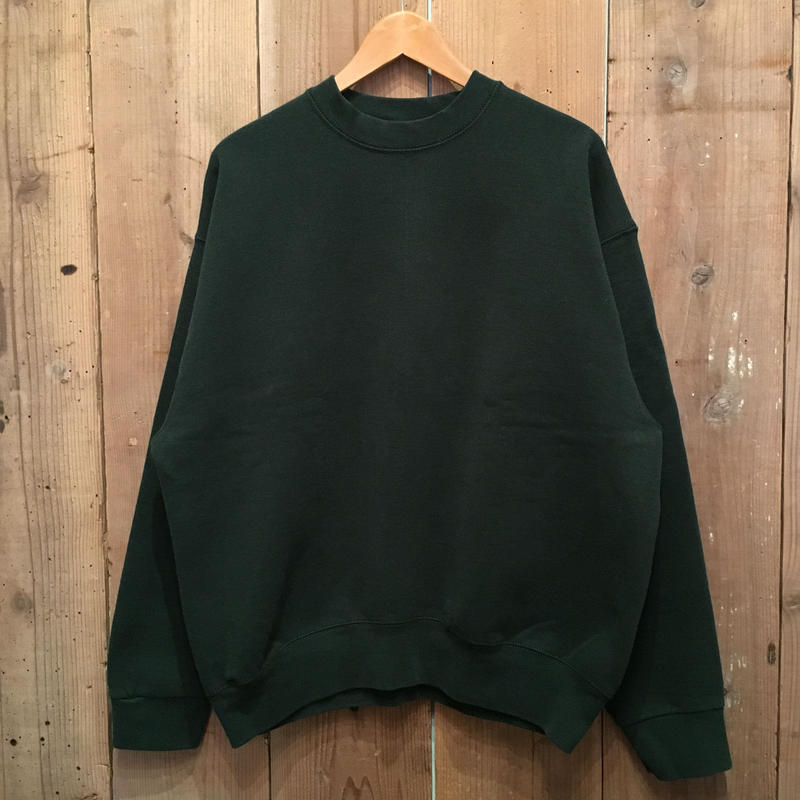 90's MUNSING WEAR Plain Sweatshirt