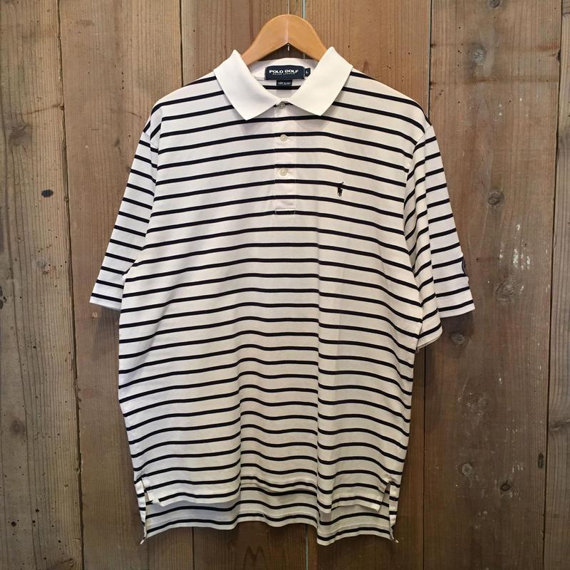 POLO GOLF Ralph Lauren Striped Poloshirt #21