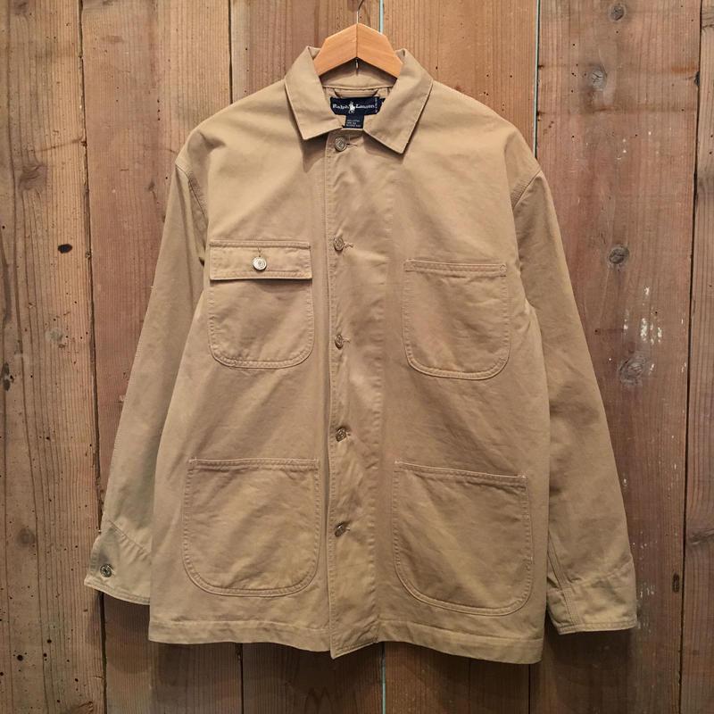 Ralph Lauren Cotton Work Jacket