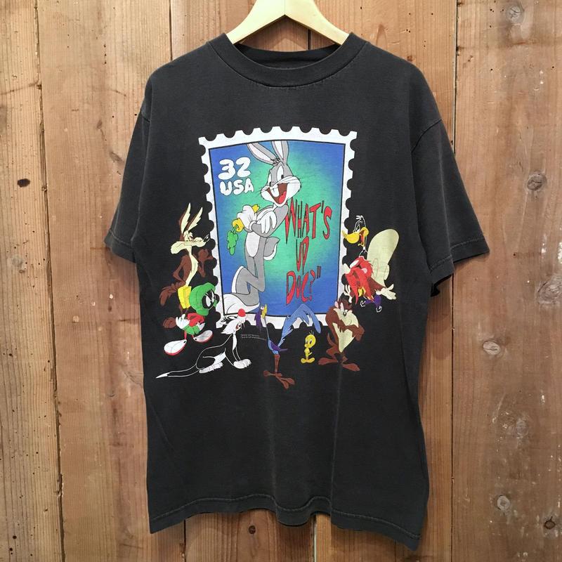 90's Looney Tunes Stamp Tee