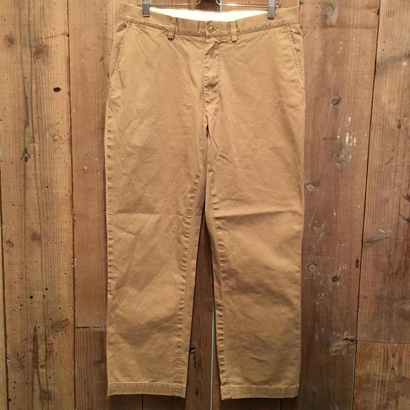 Polo Ralph Lauren Chino Pants L.BROWN W : 34