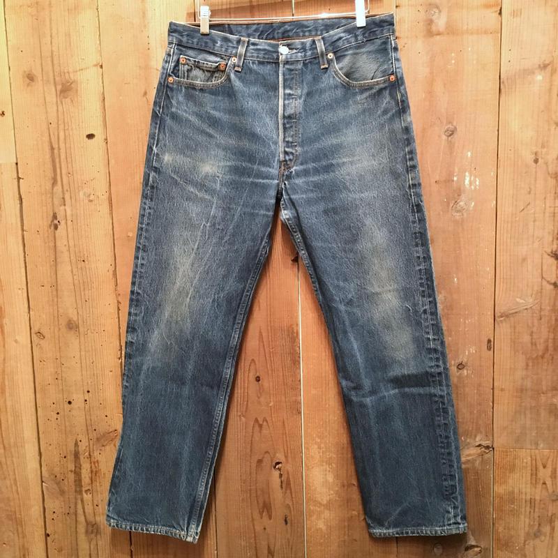 90's Levi's 501 Denim Pants W 36 #3