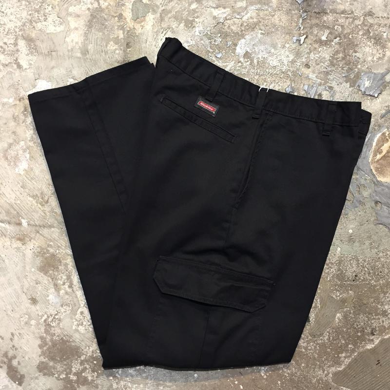 Dickies Cargo Pants BLACK