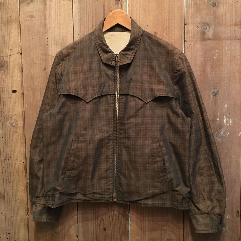 ~60's Unknown Reversible Jacket