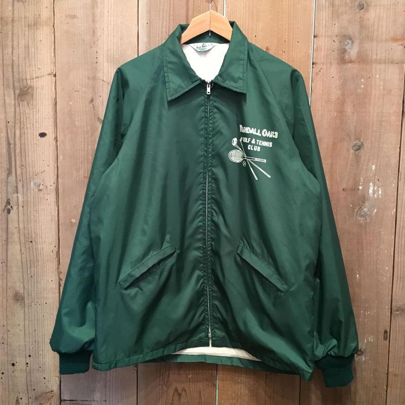 ~70's turfer Nylon Zip Coach Jacket