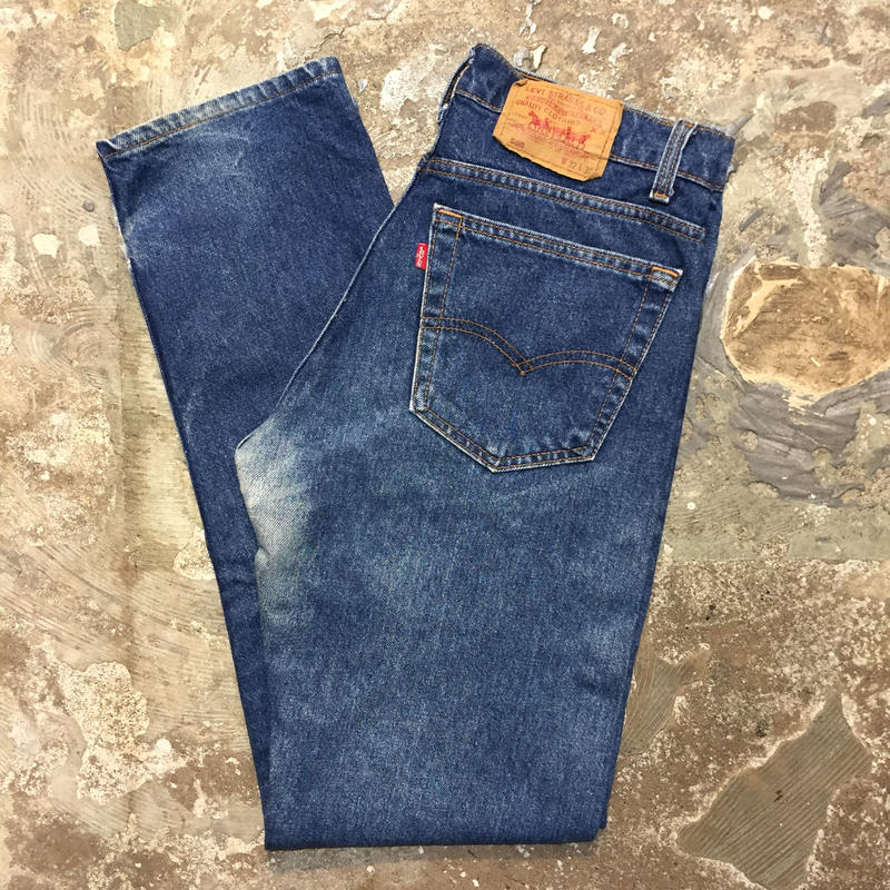 90's Levi's 505 Denim Pants W32