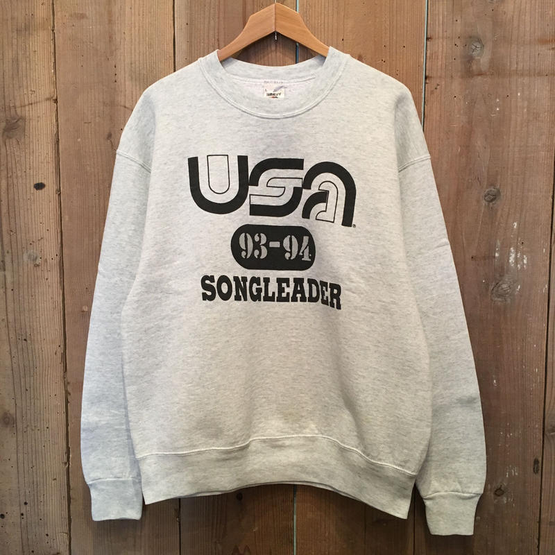 90's FRUIT OF THE LOOM SONGLEADER Sweatshirt