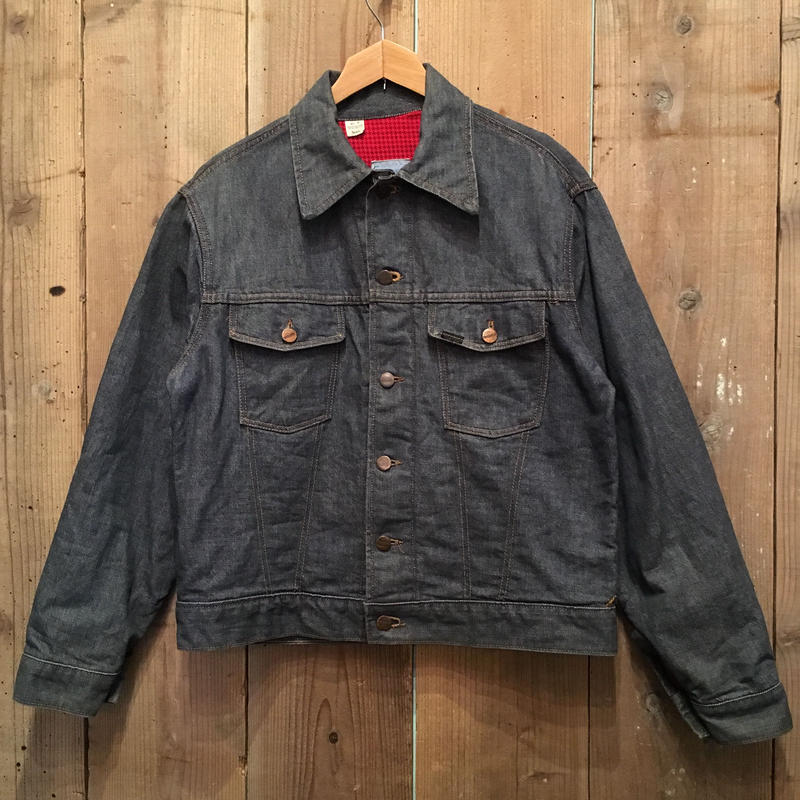 60's Sears Roebucks Denim Jacket